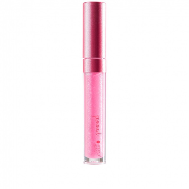 Lesk na rty Gemmed Lip Gloss Rose Quartz