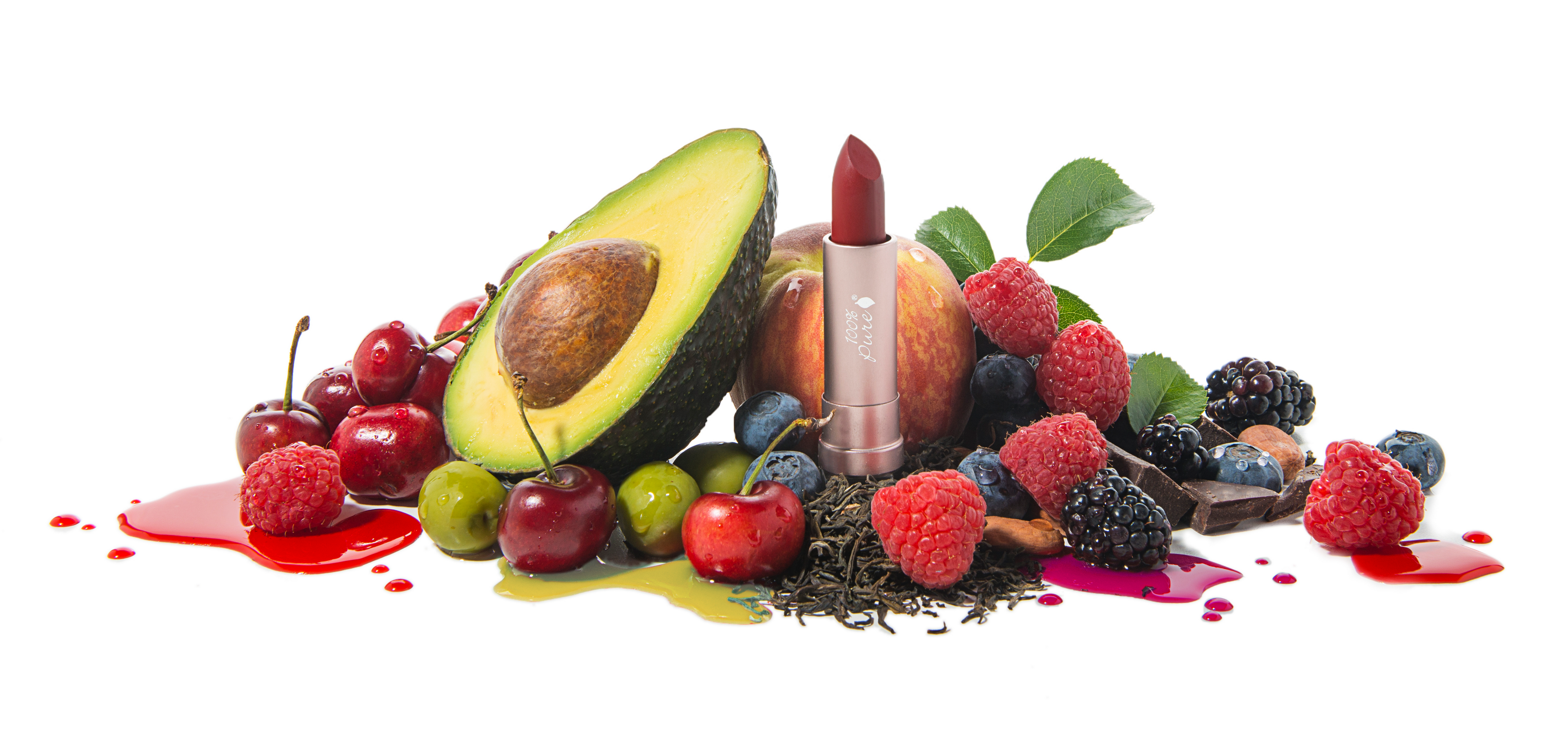 Fruit Pigmented Cosmetics