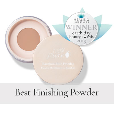 Duben 2019: Earth Day Beauty Awards 2019 The Best Finishing Powder